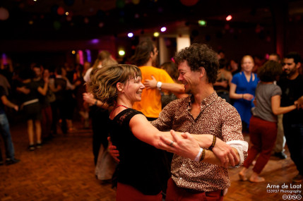 Bijzondere dansles in Amsterdam