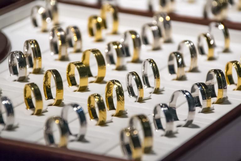 Trouwringen in Eindhoven gevonden bij deze juwelier