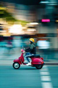 Scooter rijden Twente