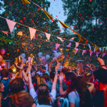 Een silent disco festival organiseren!